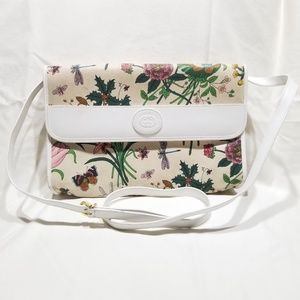 GUCCI | Flora Envelope Shoulder Bag